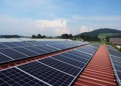 Impianto fotovoltaico foto 1