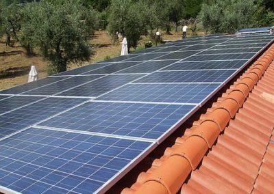Impianto fotovoltaico foto 3